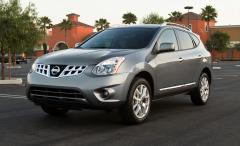 2012 Nissan Rogue Photo 1