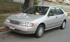 1995 Nissan Sentra Photo 1