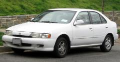1999 Nissan Sentra Photo 1
