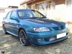 2001 Nissan Sentra Photo 1