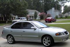 2004 Nissan Sentra Photo 3