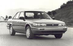 1990 Nissan Stanza Photo 1