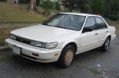 1992 Nissan Stanza Photo 1