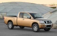 2005 Nissan Titan exterior