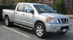 2008 Nissan Titan Photo 1