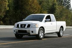 2009 Nissan Titan Photo 1