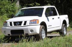 2014 Nissan Titan S King Cab 4WD exterior