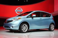 2014 Nissan Versa Note Photo 1
