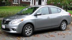 2012 Nissan Versa Photo 1