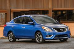 2015 Nissan Versa Photo 1