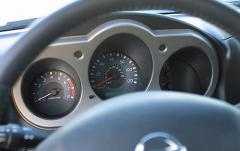 2004 Nissan Xterra interior