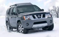 2005 Nissan Xterra exterior