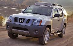 2006 Nissan Xterra exterior