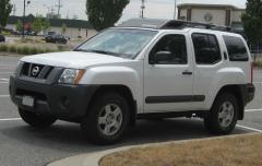 2007 Nissan Xterra Photo 1