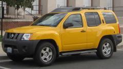 2008 Nissan Xterra Photo 1