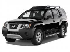 2012 Nissan Xterra Photo 1