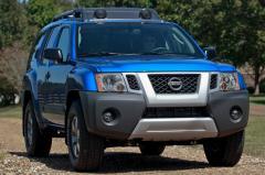 2013 Nissan Xterra exterior