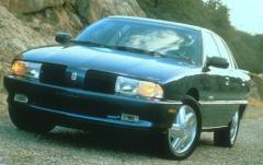 1993 Oldsmobile Achieva exterior