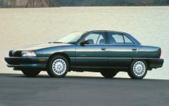 1997 Oldsmobile Achieva exterior
