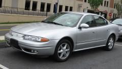 2001 Oldsmobile Alero Photo 1