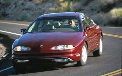 1997 Oldsmobile Aurora exterior