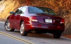 2002 Oldsmobile Aurora exterior