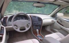 2003 Oldsmobile Aurora interior