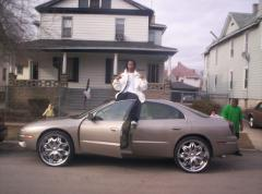 2003 Oldsmobile Aurora Photo 4