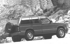 1991 Oldsmobile Bravada exterior