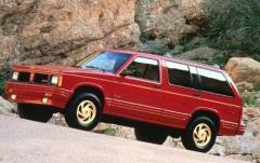 1993 Oldsmobile Bravada exterior