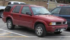 1996 Oldsmobile Bravada Photo 1