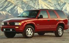 1997 Oldsmobile Bravada exterior