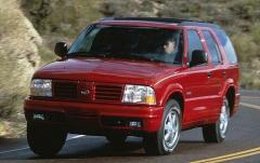 1998 Oldsmobile Bravada Photo 1