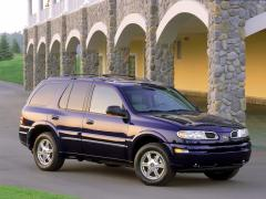 2001 Oldsmobile Bravada Photo 1