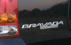 2002 Oldsmobile Bravada exterior