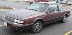 1991 Oldsmobile Cutlass Ciera Photo 3