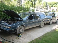 1991 Oldsmobile Cutlass Ciera Photo 5