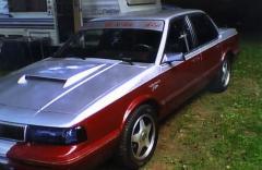1993 Oldsmobile Cutlass Ciera Photo 4