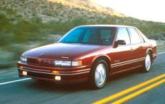 1990 Oldsmobile Cutlass Supreme Photo 1