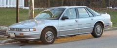 1991 Oldsmobile Cutlass Supreme Photo 2