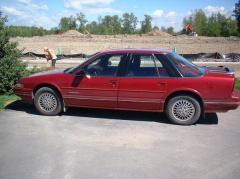 1991 Oldsmobile Cutlass Supreme Photo 3