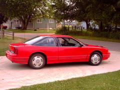 1993 Oldsmobile Cutlass Supreme Photo 4