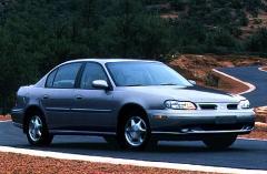 1998 Oldsmobile Cutlass Photo 1