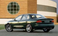 2002 Oldsmobile Intrigue exterior