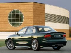 2002 Oldsmobile Intrigue Photo 4