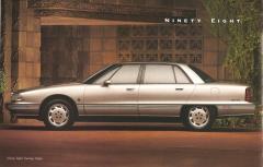 1991 Oldsmobile Ninety Eight Photo 3