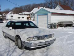 1991 Oldsmobile Ninety Eight Photo 6