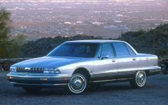 1991 Oldsmobile Ninety Eight exterior