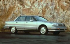 1992 Oldsmobile Ninety Eight exterior