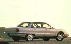 1993 Oldsmobile Ninety Eight exterior